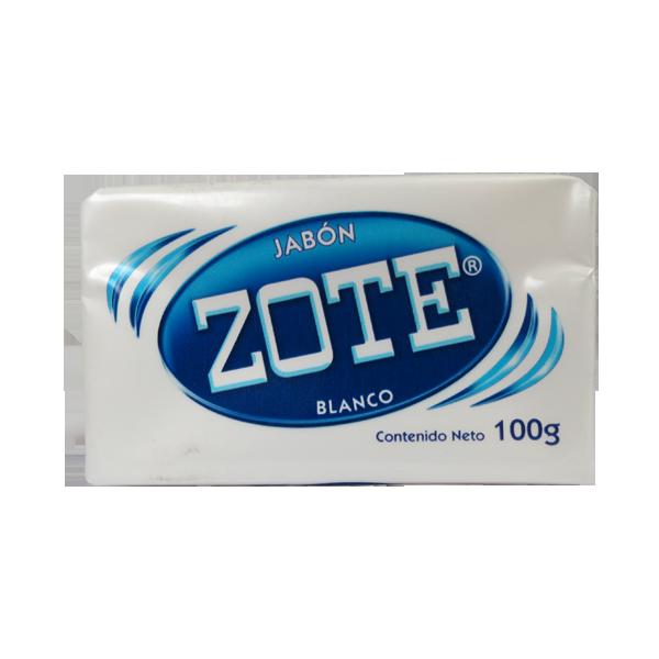 Zote Blanco 60 100gr Disroga S A De C V